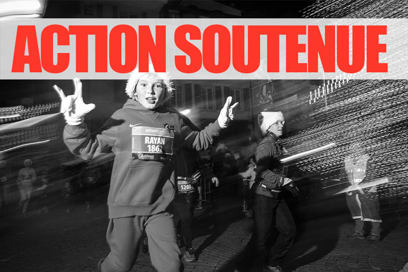action soutenue