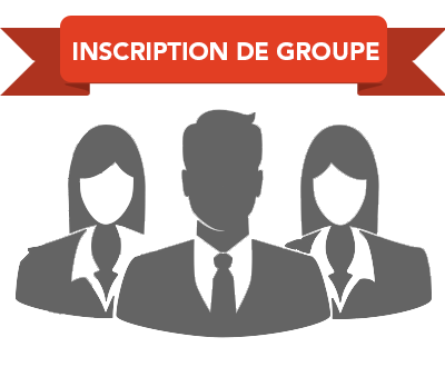 inscription de groupe